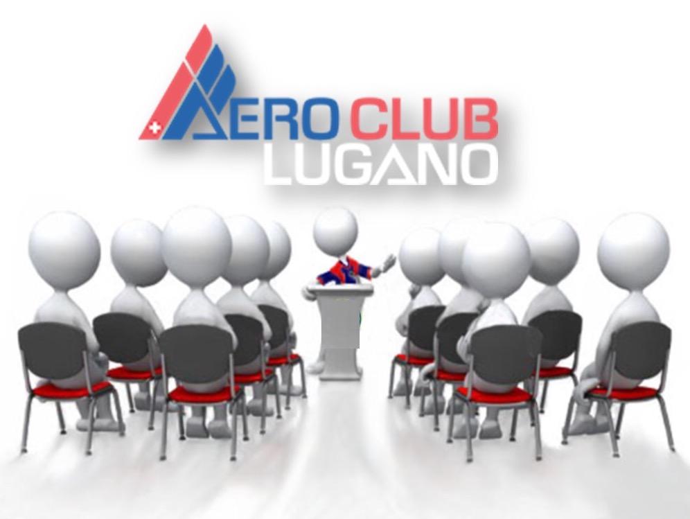 Assemblea Generale Ordinaria Aeroclub Lugano 2018