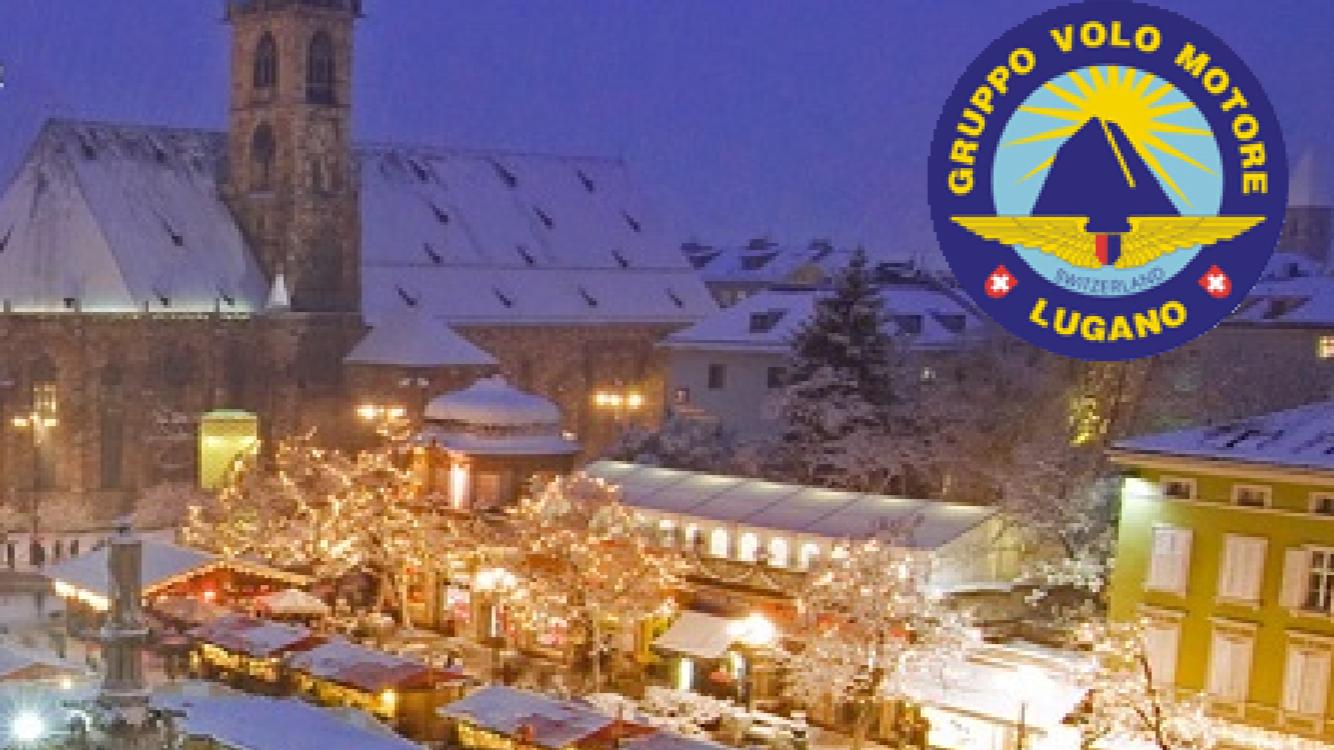Fly-out Mercatini di Natale Bolzano